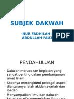 DAKWAH M5