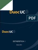 Resumen Examen estadistica Duoc UC