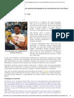 Resenha - Paulo Freire - Pedagogia Do Oprimido - Blog Do José Tomaz