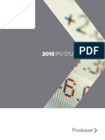 2015 IPO Study