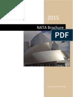 NATA Brochure 2015