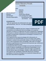Proyecto_capacitación 2015.pdf