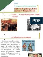 Thème 221 -  Comment analyser les conflits sociaux.ppt