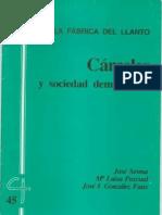 CJ 45, La Fábrica del Llanto, Cárceles y Sociedad Democrática - Miguel Hernández