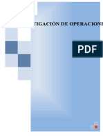 Formulación de Modelos de Programación Lineal