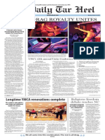 The Daily Tar Heel for Mar. 30, 2015
