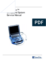 Sonosite Echo machine Model micromaxx