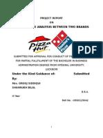 Pizza Hut Domino's.docx
