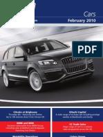 British Car Auctions February 2010