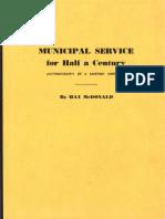 McDonald Municipal Service