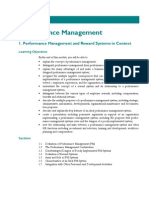 Project - Performance Management