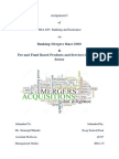 Banking Mergers & Products, Services.docx
