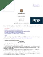 Descentralizarea administrativă