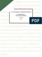 100 Conceptos Económicos Basicos. Silvia Hdez
