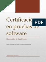 Certificaciones QA