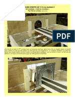 """MODÉLISME FERROVIAIRE  à l'échelle HO. (17-1) Construction de modules d'exposition. """"Le module 2, tout en montée"""". Par Hervé Leclère"""