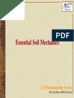 Essential Soil Mechanic - GIC
