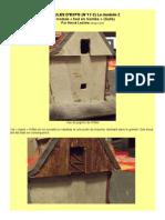 MODÉLISME FERROVIAIRE  à l'échelle HO. (17-2) Construction de modules d'exposition.Par Hervé LECLERE