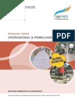 Petunjuk Teknis Operasional & Pemeliharaan