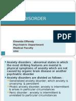 K16 - Anxiety Disorders