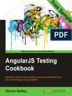 AngularJS Testing Cookbook - Sample Chapter
