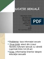 Educaţie sexuală