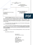 NCDCR Notice of Contested Case and Assignment, Prehearing Notice, Mediation