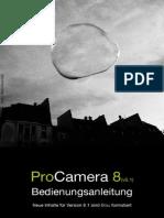ProCamera8 Manual D