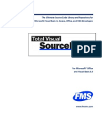 Total Visual Sourcebook Manual