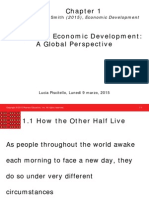 An introduction to Economic Development