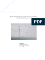 Propagation of transmission level switching overvoltages.pdf