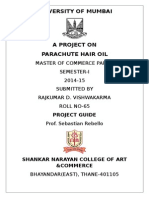 parachuteCOSTING PROJECT.docx