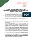 S&D - Closing the European Tax Gap