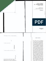Junger Ernst - El Trabajador - Dominio Y Figura