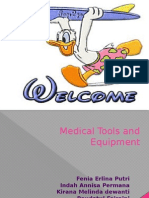 Medicaaaal Tools and Equipment