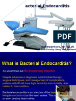 Endocarditis infective