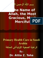 PHC in Saudi Arabia-Parallel Students