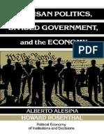 [Alberto Alesina, Howard Rosenthal] Partisan Polit