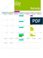 april calendar 2015