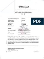 Diamond DA42 Twin Star Aircraft Flight Manual