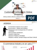 consumer confusion in e-commerce