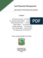 International Financial Management Group 6