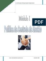 Gestão Manual Políticas de Controlo de Gestão