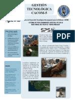 Gestión CETAD Marzo 2015