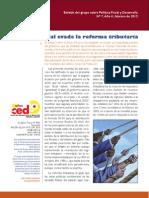 Cartilla_7 Pacto Fiscal Bolivia