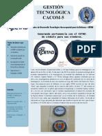 Gestión CETAD Enero 2015