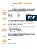 failure letter 2014-15