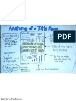anatomy of a title page