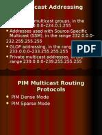 Multicast-CCIE
