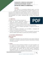 3. Evaluación de Impacto Ambiental